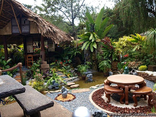 Baguio tour blog 5 panagbenga landscape contest at for Home garden design in the philippines