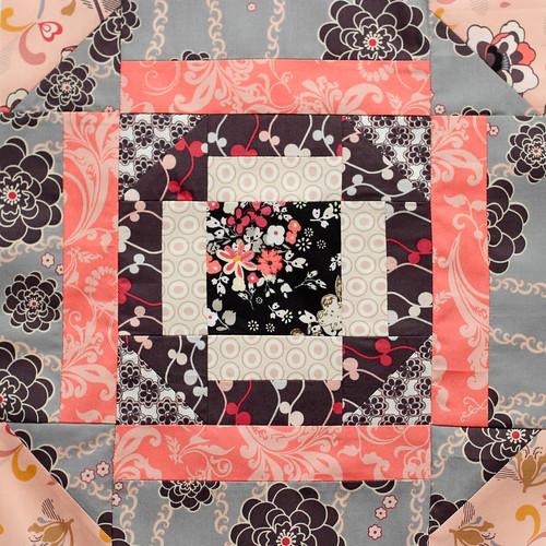 Aurifil Designer Block of the Month - March by Jeni Baker
