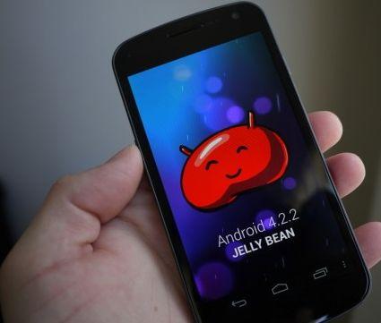 Nexus на Android 4.2.2