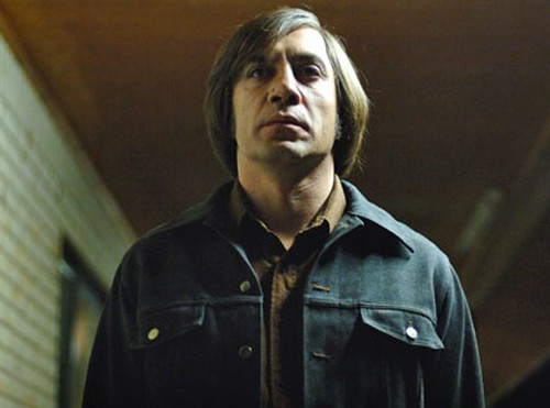bad hair  javier bardem  no country for old men