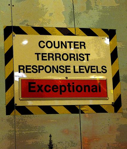 Terrorist Response Levels