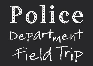 Police field trip