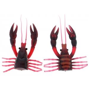 dahlberg-clackin-crayfish trailer Red