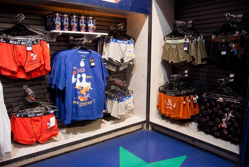 Disneyland Paris Men's Underwear