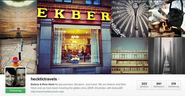 hecktic travels instagram