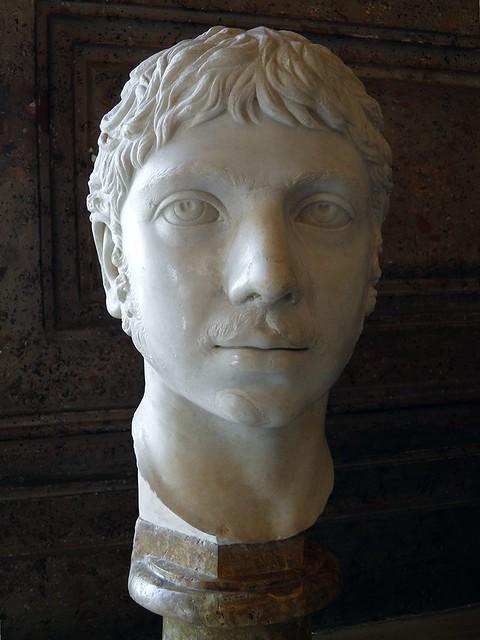 Elagabalus, c. 221, Musei Capitolini, Rome
