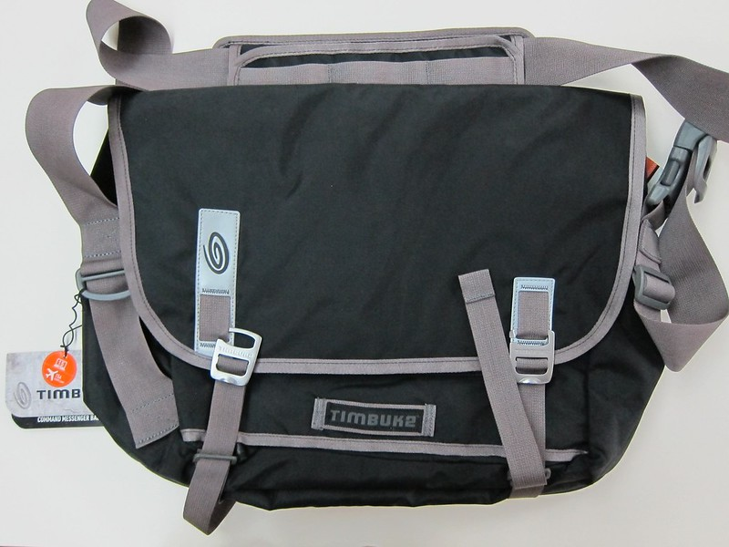 Timbuk2 Command Messenger Bag - Front View