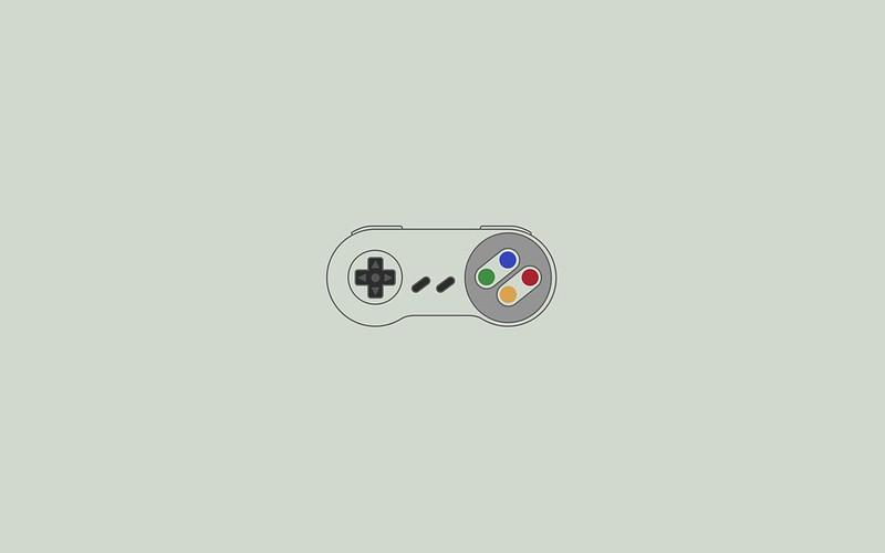 Super Nintendo Controller Wallpapers - Matt Gemmell