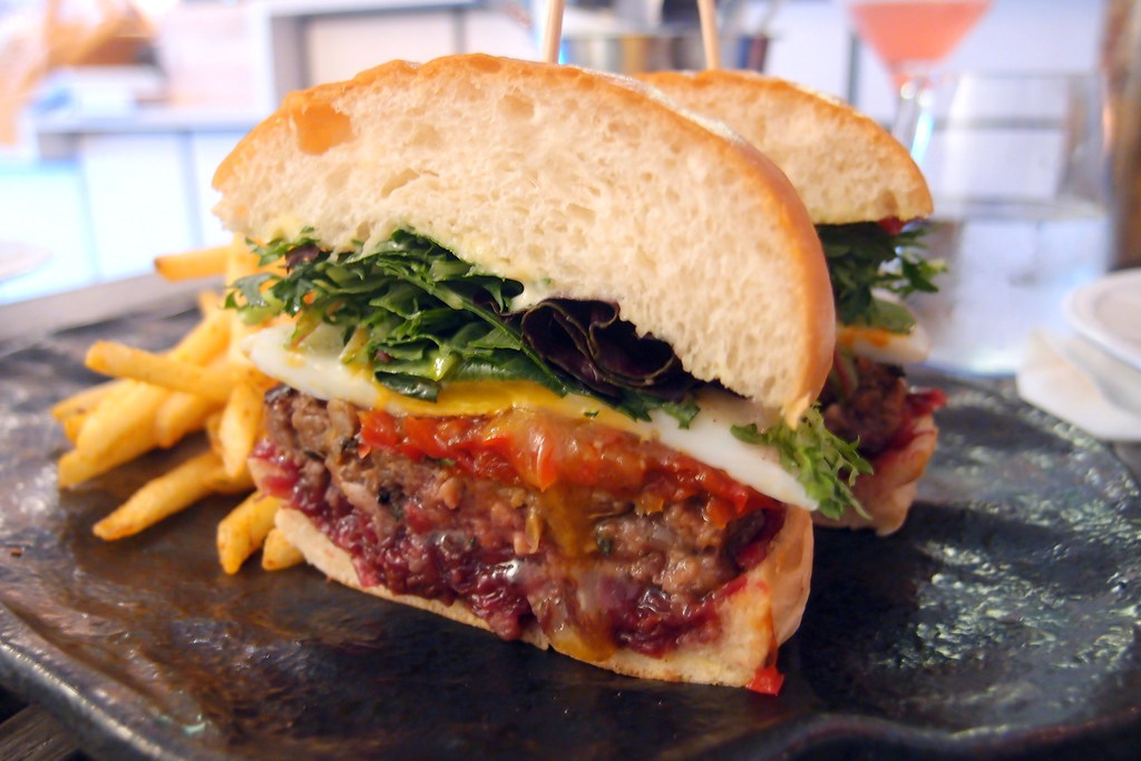 Spathe Public House: Spathe Australian Angus Burger