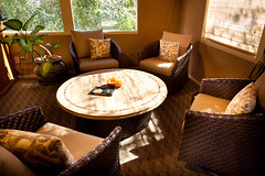 Comfortable Seating Area for Relaxation