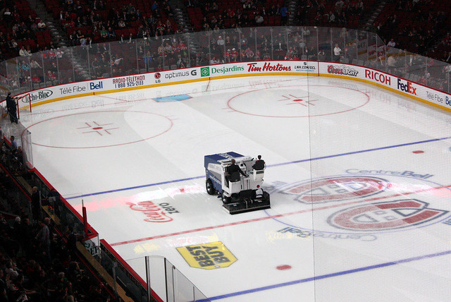 Bell center Montreal