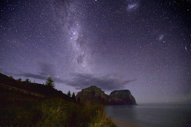 Stary Nights, Lord Howe Island