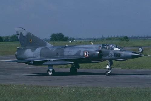 13-QB Mirage3E France AF