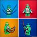 Tortues Ninja by Fab joue aux Lego