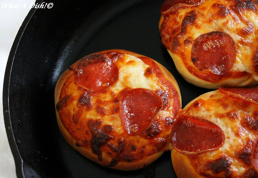 Pizza Sliders