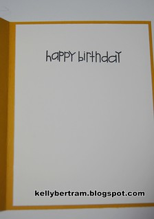 Robot Birthday Card