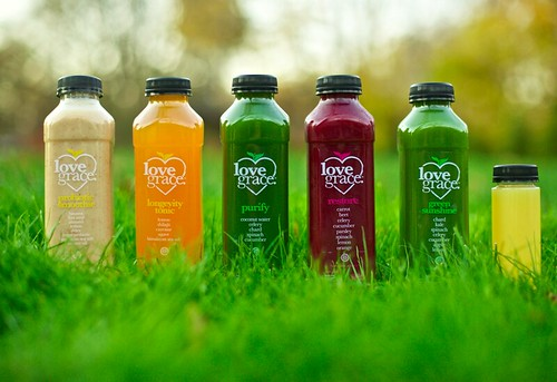Juice cleanse review love grace foods chef amber shea final thoughts this love grace foods cleanse has a lot of out of the ordinary things to offer a rotating variety of drinks each day superfood smoothies malvernweather Gallery