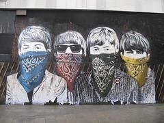London Graffiti, Stencils and Street Art