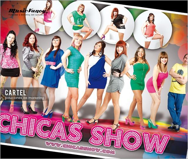 chicas show