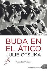 Buda en el ático portada libro