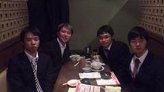 20130322日本化学会発表後打ち上げ