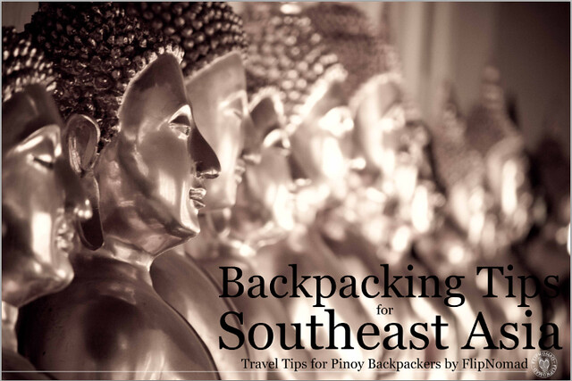 Backpacking Tips for Southeast Asia