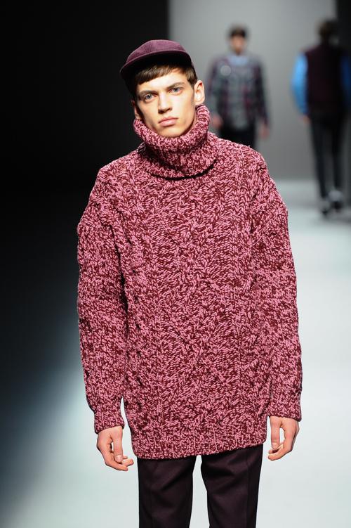 FW13 Tokyo MR.GENTLEMAN028_Hubi @ ACTIVA(Fashion Press)