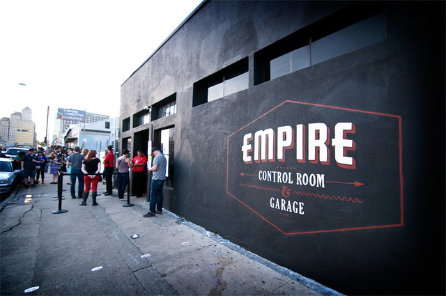 SXSW Empire Control Room