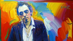 Peter Max's celeb art exhibit, sale in Scottsdale