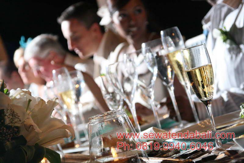 alat katering di bali,catering equipment in bali,gelas wine bali,gelas cocktail bali