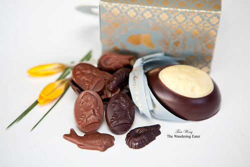 Ladurée Cameo (Camées in French) Egg