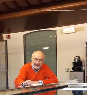 prof. Vincenzo Cavasinni coordinatore scientifico