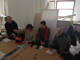 """Projet ateliers """"son"""" Labfab/Espace des Sciences"""