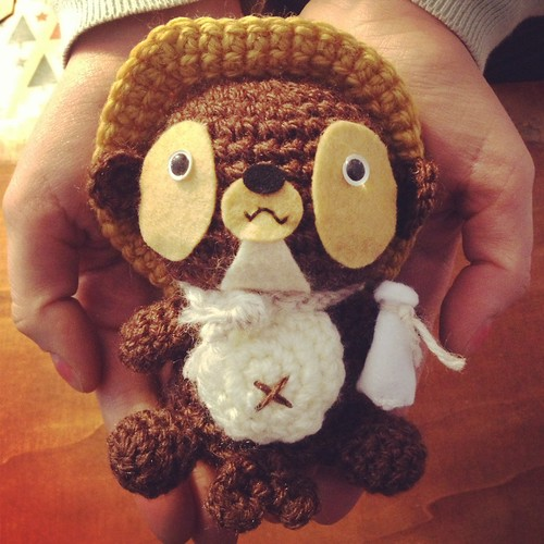 tanuki by Whenaworld