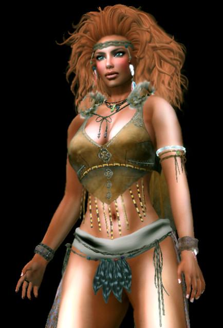 Kat Cavegirl