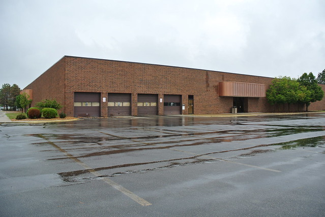 Former Sears Village Mall