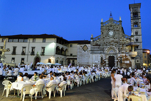Total white dinner Prato