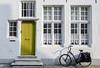 Bike and Door in Brugge