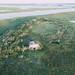 Louisiana Coastal Aerial- Abandoned Fort by frank3.0