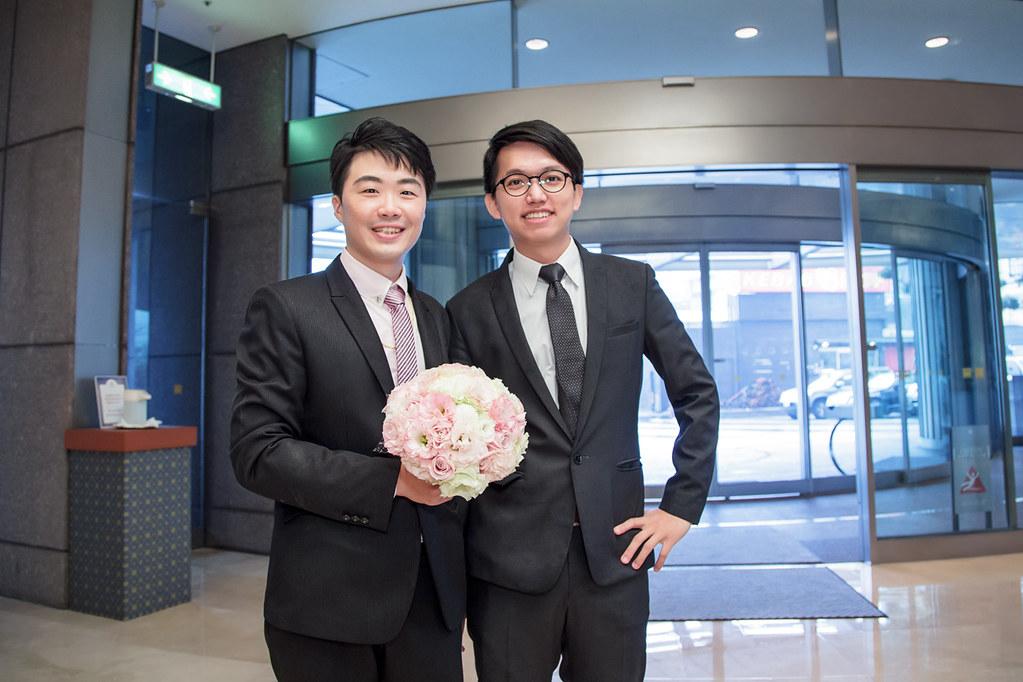 019新竹國賓飯店迎娶婚禮紀錄