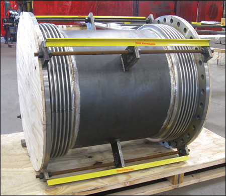 "36"" Dia. Tied Universal Expansion Joint with SS Bellows"