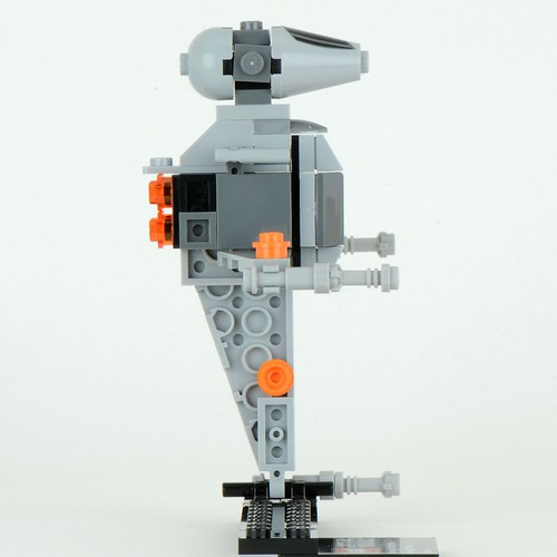 75010 B Wing and Endor
