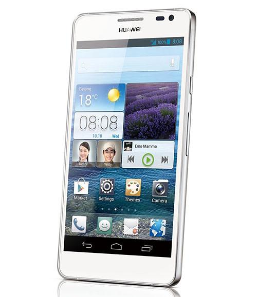 Huawei Ascend D2— CES  2013