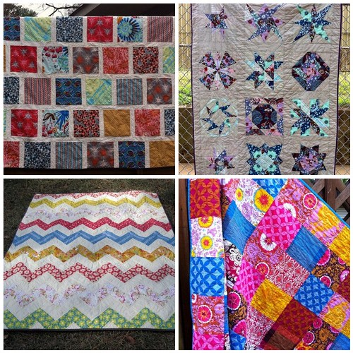 My AMH quilts (so far)