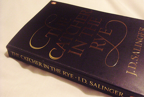 Catcher In The Rye spine