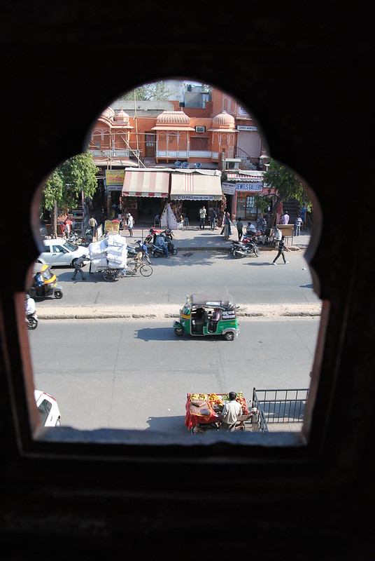 Jaipur, India, fromthewindow.net 1