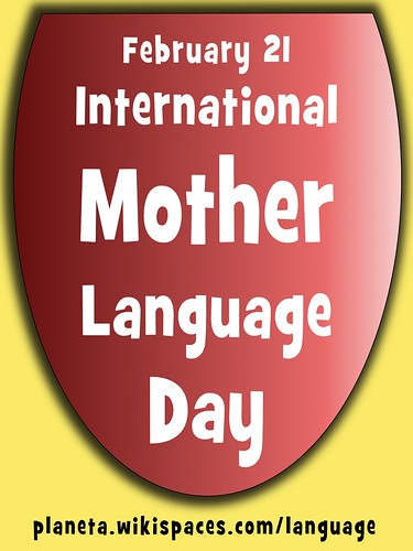 Stick out your tongue. February 21 is International Mother Language Day @UNESCO @UN #IMLD2015