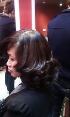 Dạy sấy tóc Hàn Quốc nhanh gọn đẹp Hair salon Korigami 0915804875 (www.korigami (2)