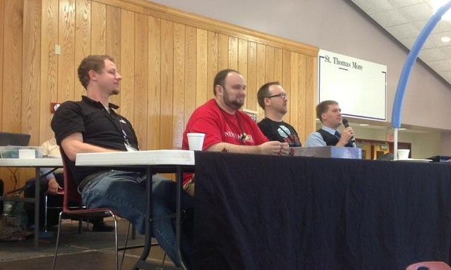 The Publisher Panel at UnPub3