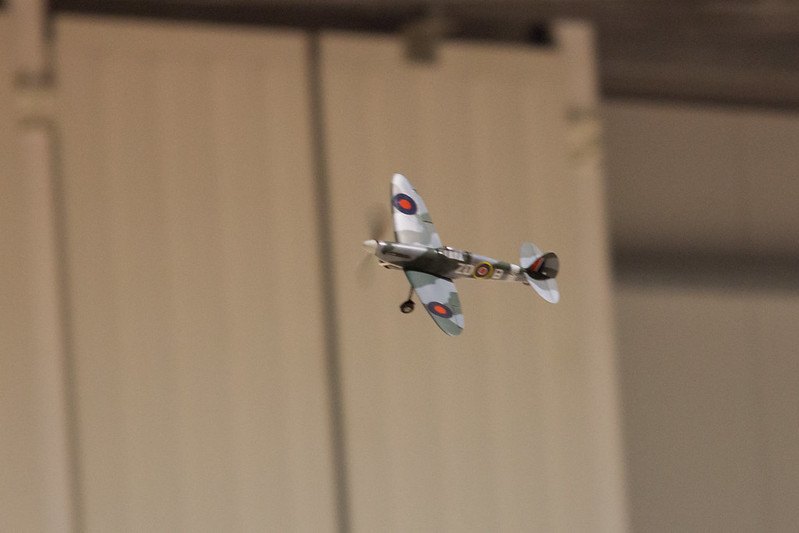 Indoor Flying with the St Angelo MFC on the 24/01